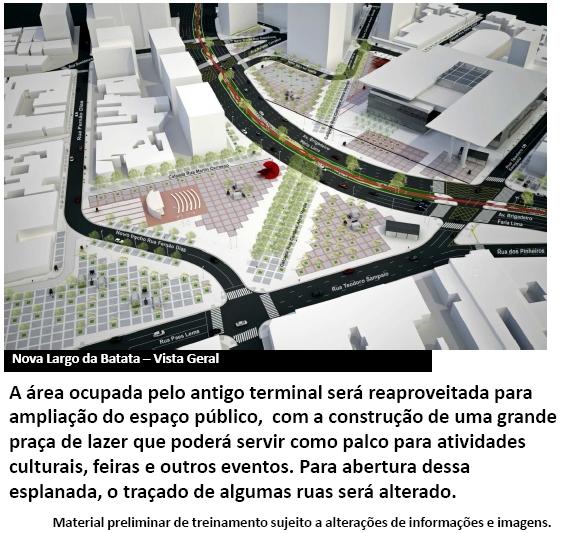 Amoliação do Espaço Público