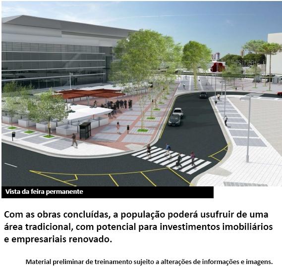 Novas áreas de Convivência - Largo da Batata