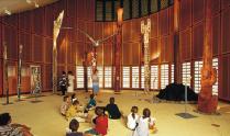 Jean-Marie Tjibaou Cultural Center - Projeto de Renzo Piano