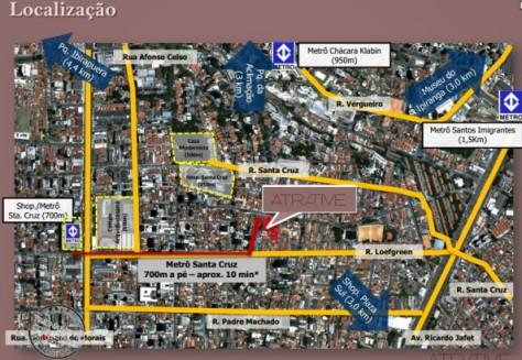 Localizacao Atrative Vila Mariana